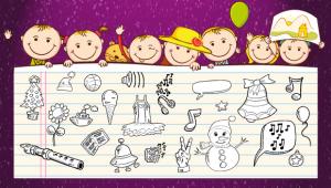 Campamento de Navidad para niños