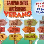 Intensivos de verano de Teatro Musical, Danza y Canto