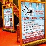 Bienvenidos a Escena Studio, Teatro, Música y Danza
