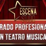 Grado Profesional en Teatro Musical