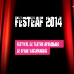 FESTEAF 2014 festival de teatro aficionado en Rivas