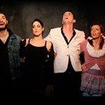 """Taller de Teatro Musical y representación de """"De perdidos al río"""" en el Círculo Catalán de Madrid"""