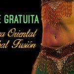 Clase Gratuita de Danza Oriental y Tribal Fusión