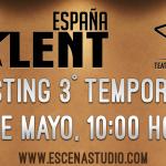 """¿Quieres triunfar en televisión? Ven al casting del programa """"Got Talent España"""""""