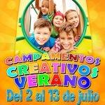 Campamento Artístico de Verano para Niños