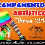 Campamento de verano artístico para niños 2019