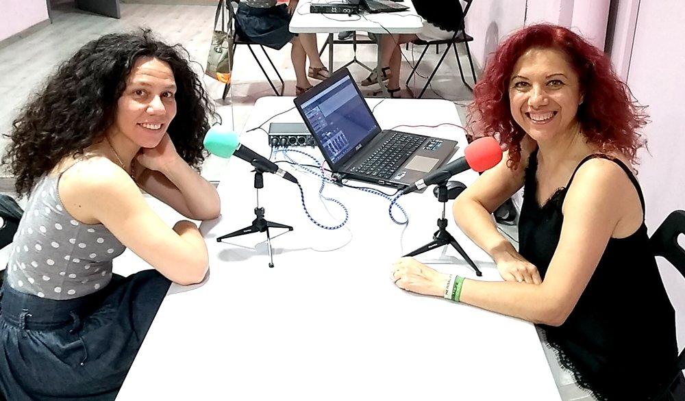 entrevista a Dayana Contreras