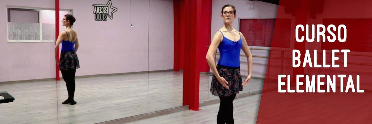 curso de ballet elemental