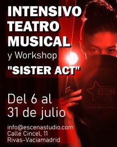 intensivo teatro musical